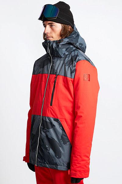 Куртка утепленная Billabong All Day Lava