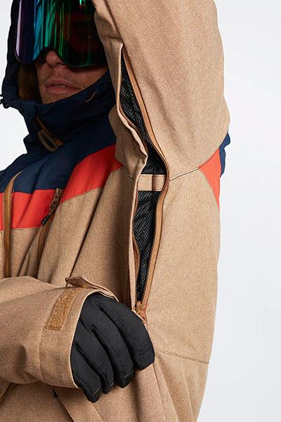 Куртка утепленная Billabong All Day Ermine