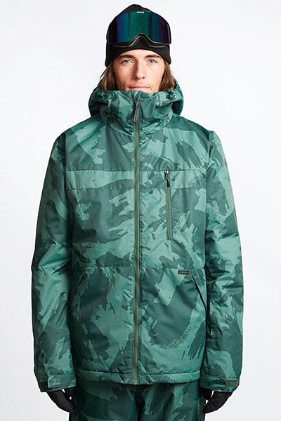 Куртка утепленная Billabong All Day