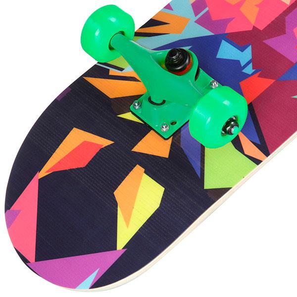 Скейтборд в сборе Turbo-FB Lion Green