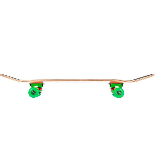 Скейтборд в сборе Turbo-FB USSR Green