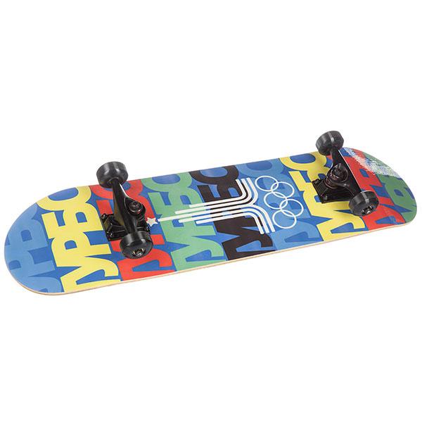 Скейтборд в сборе Turbo-FB Olimpiada Black