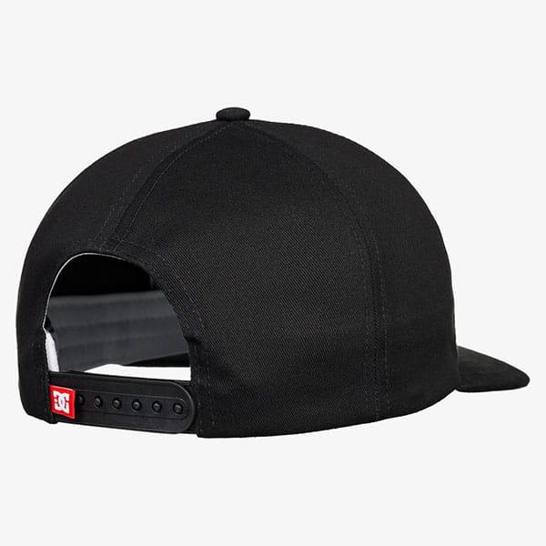 Бейсболка с прямым козырьком DC Shoes Sk8 Beveled Hat M Hats Kvj0