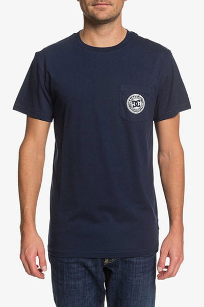 Футболка DC Shoes Basic Pocket Te M Kttp