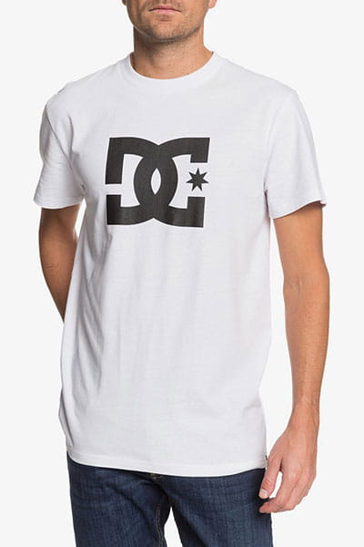 Футболка DC Shoes Star Ss 3 M Tees Xwwk