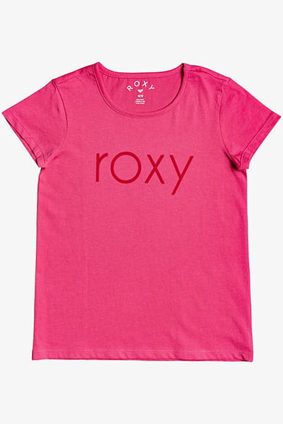 Футболка детская Roxy Endlesmusicfloc G Tees Mlb0