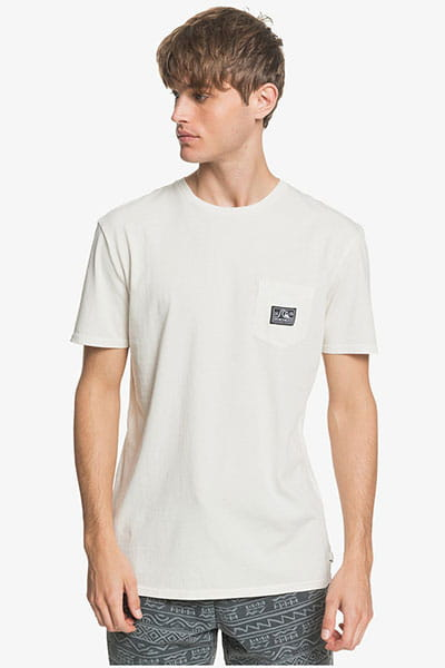 Футболка QUIKSILVER Submissionss M Tees Wbk0