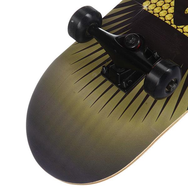 Скейтборд в сборе Turbo-FB Logo Black