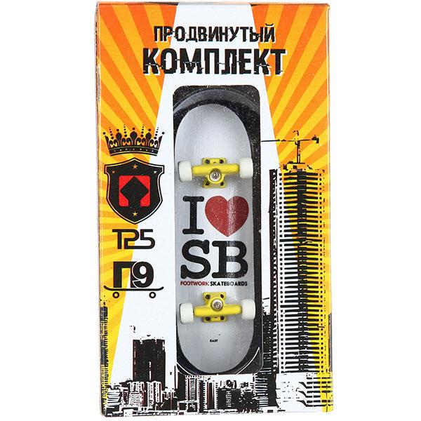 "Фингерборд Turbo-FB ""Продвинутый комплект"" П9 5"