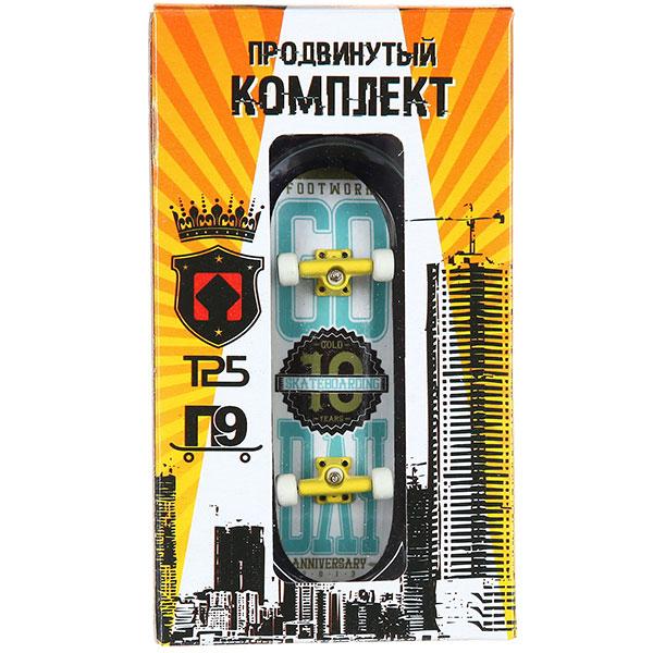 "Фингерборд Turbo-FB ""Продвинутый комплект"" П9 12"