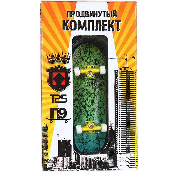 "Фингерборд Turbo-FB ""Продвинутый комплект"" П9 13"