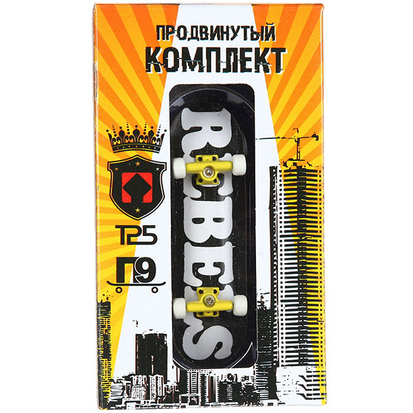 "Фингерборд Turbo-FB ""Продвинутый комплект"" П9 14"