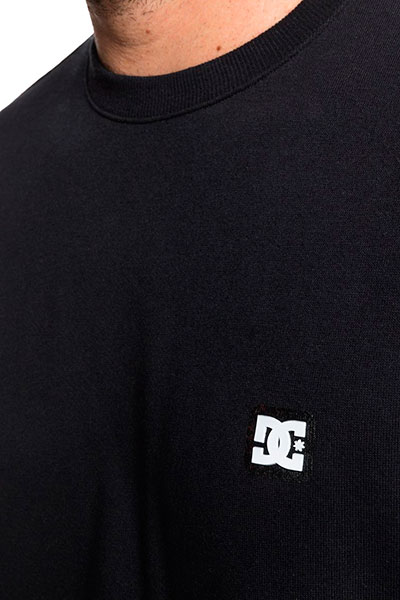 Джемпер DC Shoes Rebel Crew Bloc M Otlr Bls0