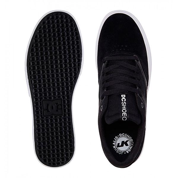 Кеды DC Shoes Kalis Vulc M Shoe Bkw