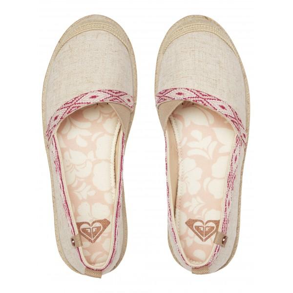 Эспадрильи женские Roxy Flora Ii J Shoe Ncp