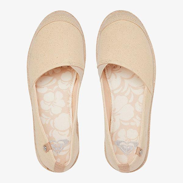 Эспадрильи женские Roxy Flora Ii J Shoe We9
