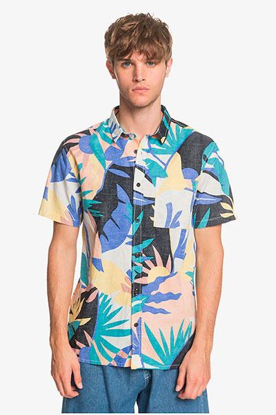 Рубашка QUIKSILVER Tropicflowss M Wvtp Wbk6