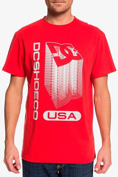 Футболка DC Shoes Big Jump M Tees Rqr0