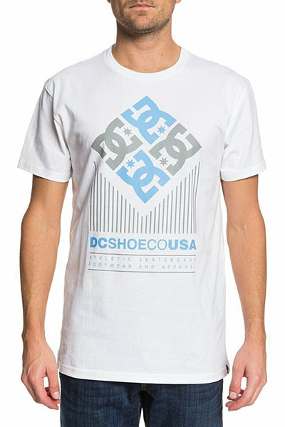 Футболка DC Shoes Hexoss M Tees Wbb0