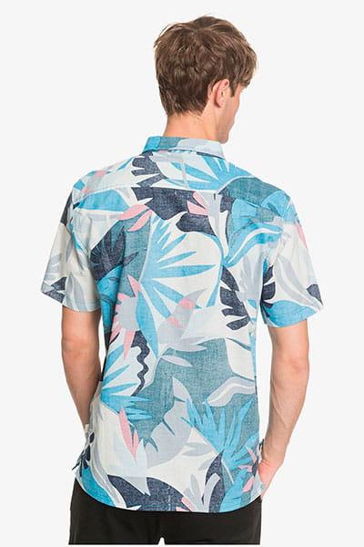 Рубашка QUIKSILVER Tropicflowss M Wvtp Bmm6
