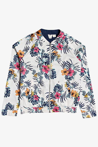 Куртка детская Roxy для девочек Like I Do G Jckt Xwmn