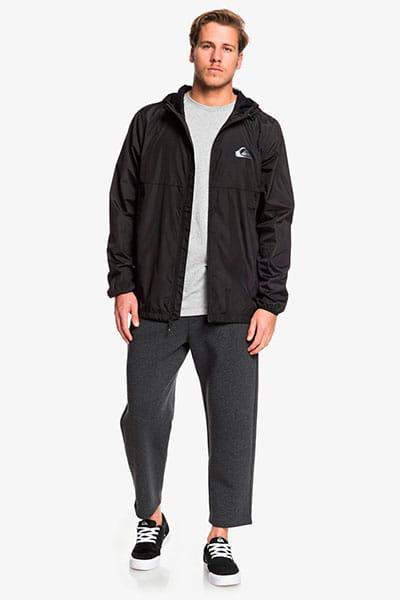 Ветровка QUIKSILVER Everydayjacket Black