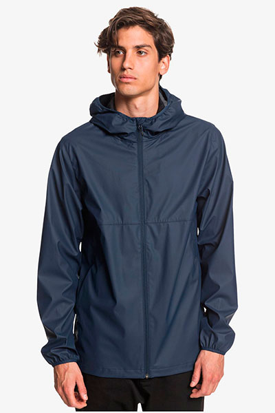 Куртка QUIKSILVER Kamakurarains Jckt Blue Nights