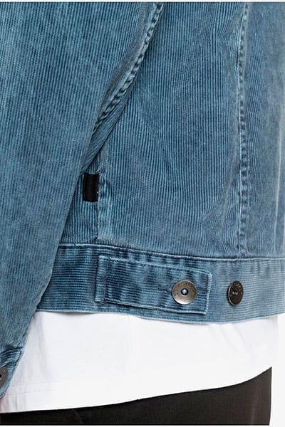 Куртка джинсовая QUIKSILVER Petrolinajacket Blue Nights