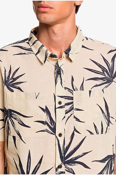 Рубашка QUIKSILVER Parchment Deli Palm