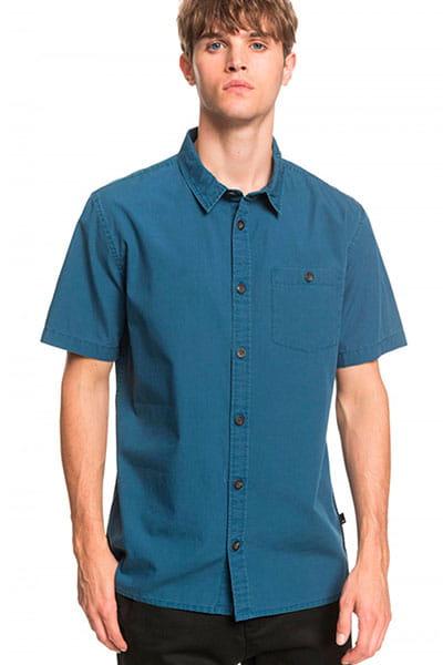Рубашка QUIKSILVER Bsm0 Majolica Blue