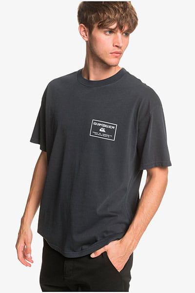 Футболка QUIKSILVER Xcompss Black
