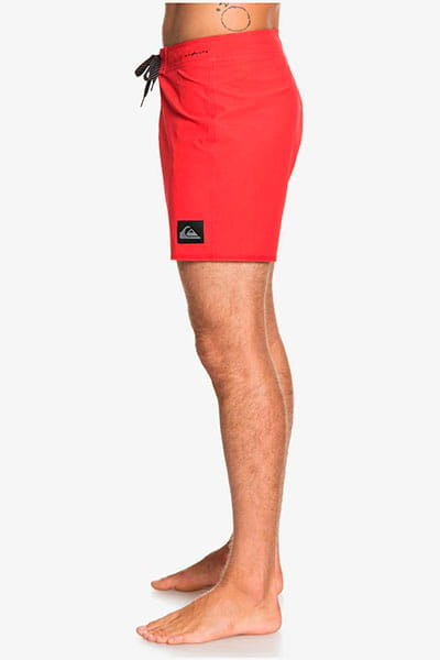 Шорты QUIKSILVER Highkmana16 High Risk Red