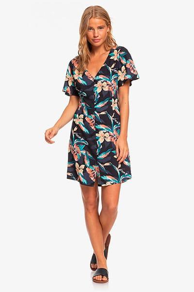 Платье женское Roxy Damage Love J Wvdr Kvj7