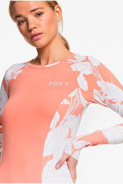 Гидрофутболка женская Roxy Fash Pan Ls Lyc J Sfsh