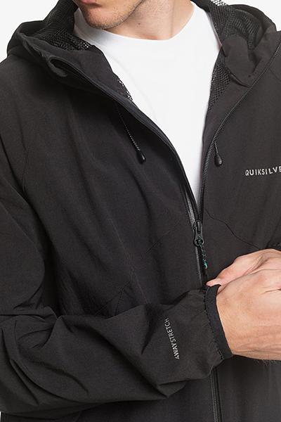 Куртка QUIKSILVER Eqyjk03560 Куртка Quiksilver Jambijacket Black