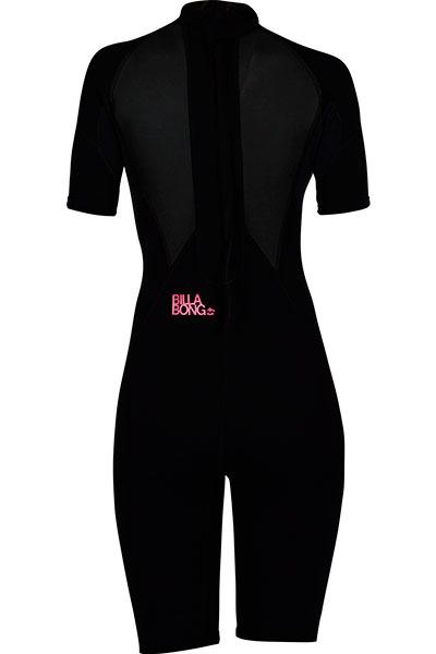 Гидрокостюм женский Billabong Launch Ss Sp Black