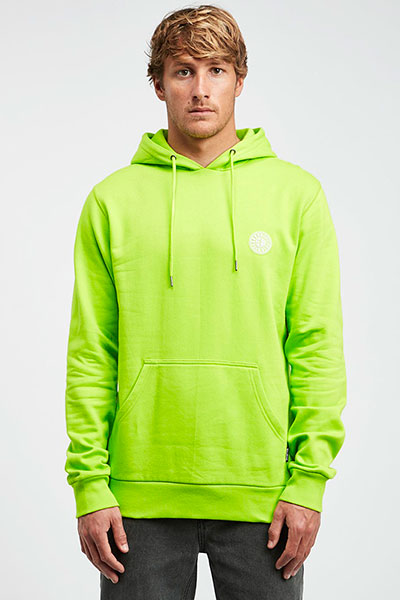 Толстовка Billabong Slappy Pullover Key Lime