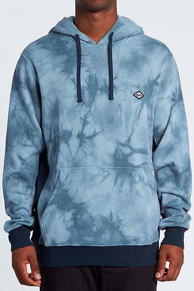 Толстовка Billabong Wave Washed Pullover Mist