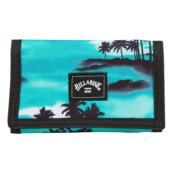 Кошелек Billabong Atom Wallet Aqua