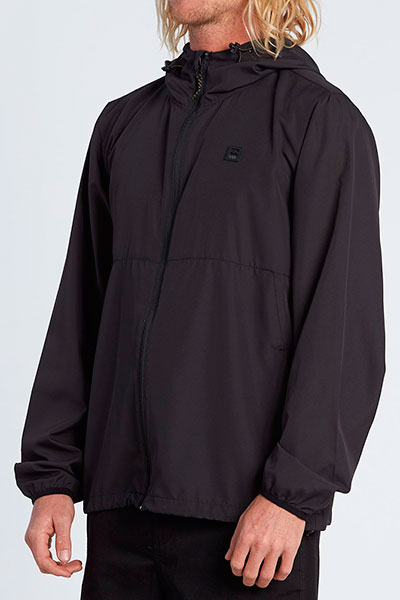 Куртка Billabong Transport Windbreake Black-23