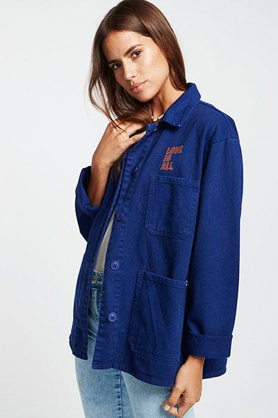 Куртка женская Billabong Working Woman Royal