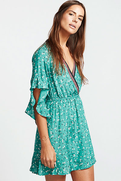 Платье женское Billabong Love Light Emerald Bay