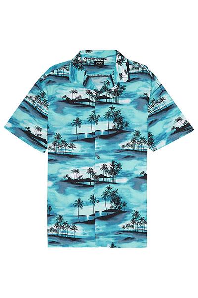 Рубашка Billabong Vacay Ss Aqua
