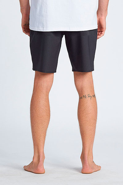 Шорты Billabong Tribong Airlite Black Heather
