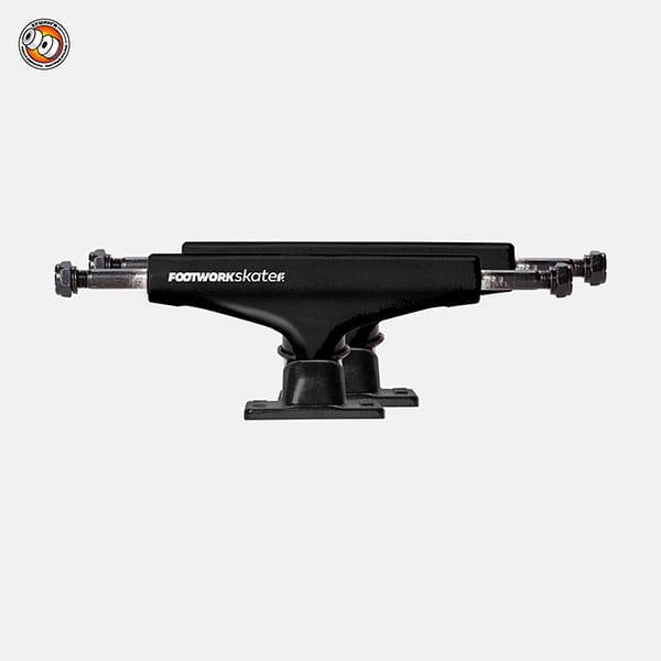 Купить комплект подвесок Footwork LABEL BLACK (FWSB-048) в интернет-магазине Proskater.ru