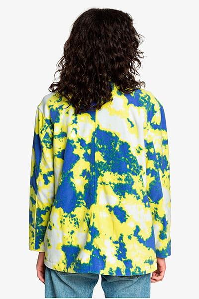 Куртка женская QUIKSILVER Из Трикотажного Полотна Burnjkt W Otlr Ygw6