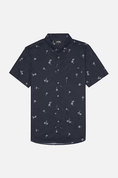Рубашка Billabong S1sh04-bip0 Sundays Mini Ss Navy
