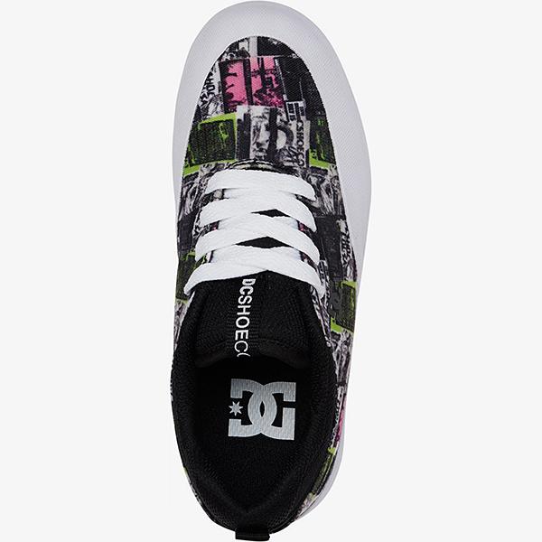 Кеды детские DC Shoes Dcinfinite Shoe Multi
