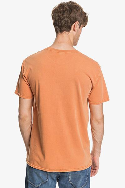 Футболка QUIKSILVER Eqykt03968 Футболка Quiksilver Acid Sun Ss M Kttp Nlf0 Apricot Buff