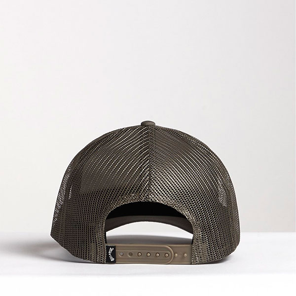 Бейсболка Billabong Walled Khaki Trucker
